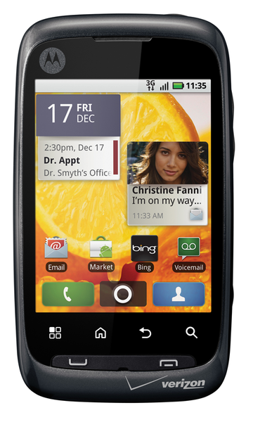 Motorola citrus